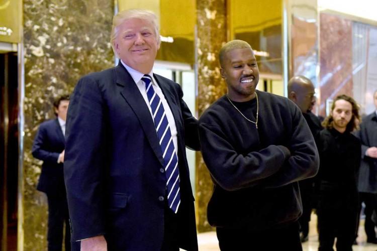 Kanye West Siap Menjadi Calon Presiden AS