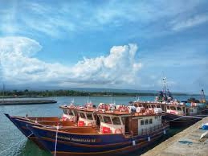 Kapal Pelra Siap Beroperasi di Pesisir Barat
