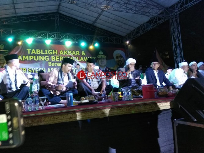 Kapolda Ajak Masyarakat Jaga Persatuan Jelang Pemilu 2019