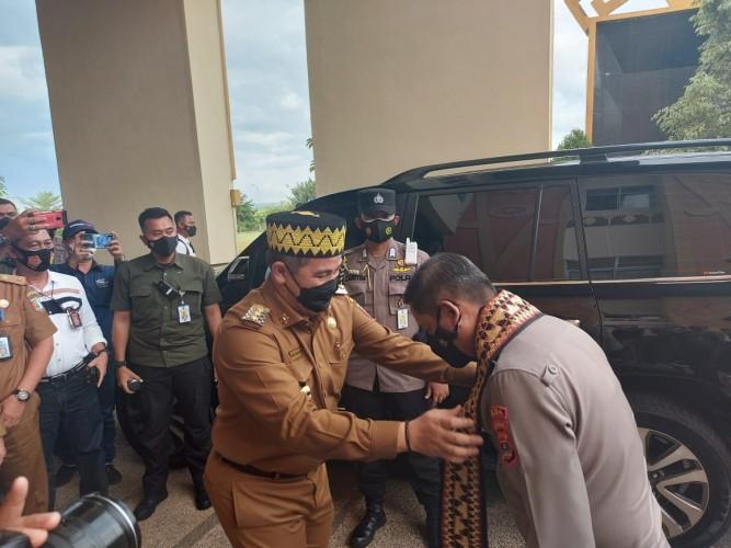 Kapolda Lampung: Jaga Kerukunan dan Junjung Tinggi Toleransi