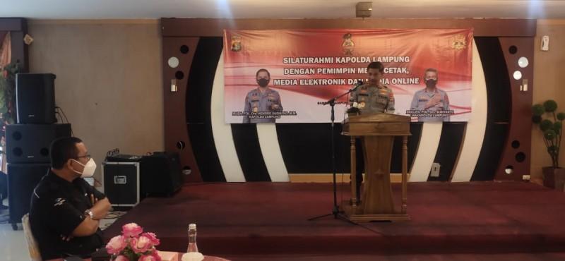 Kapolda Lampung: Jangan Sampai Pemudik Dibegal