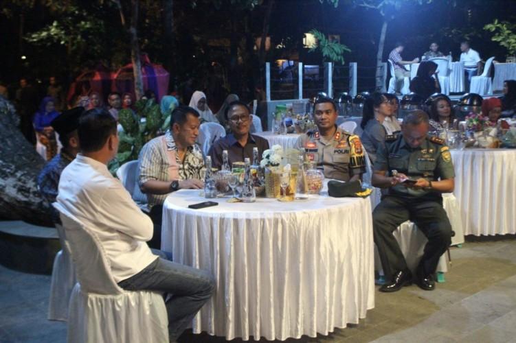 Kapolda Lampung Gelar Kunjungan Kerja ke Pesisir Barat