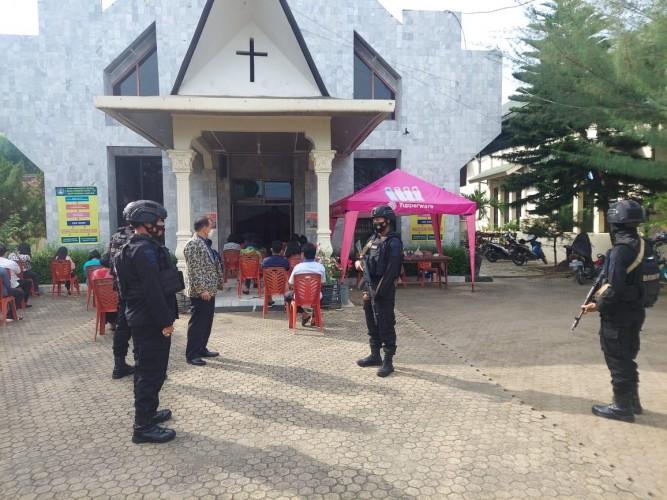 Kapolda Lampung Imbau Ibadah Jumat Agung dan Paskah Secara Virtual