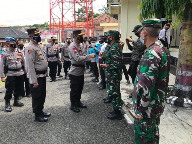 Kapolda Bertekad Lampung Bersih dari Kejahatan saat Ramadan