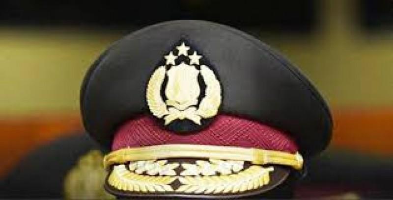 Kapolda Lampung Mutasi Ratusan Personel