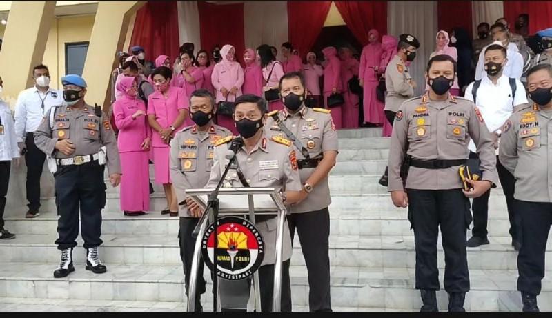 Kapolda Lampung Perintahkan Tindak Tegas Begal