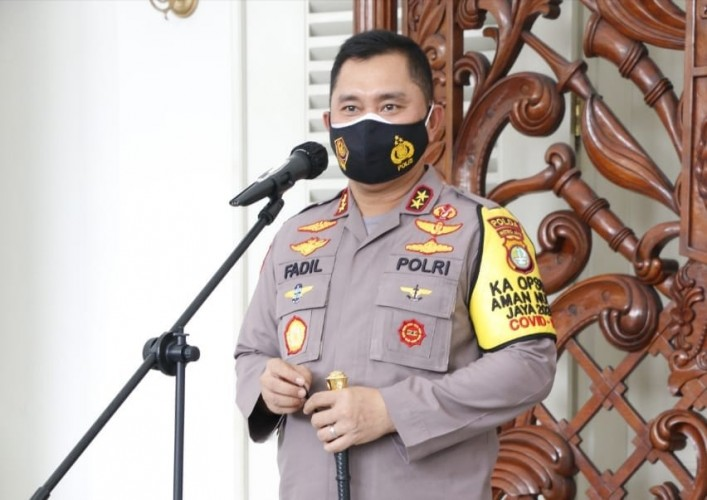 Kapolda Metro Jaya Nilai Penyekatan Efektif Kurangi Pemudik
