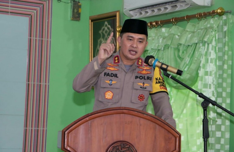 Kapolda Metro Jaya Sebut Jakarta Tidak Sedang Baik-baik Saja
