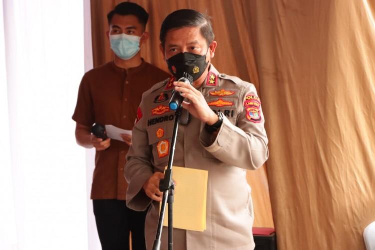 Kapolda Minta Polres di Lampung Bantu Pemda Tangani Covid-19