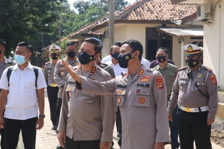 Kapolda Lampung: Penjahat yang Melawan Tembak di Tempat