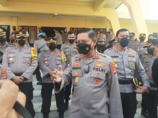 Kapolda: Tindak Tegas Pencuri Sapi di Lampung Selatan