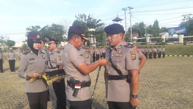 Kepala Sabhara Polres Lampung Utara Diganti