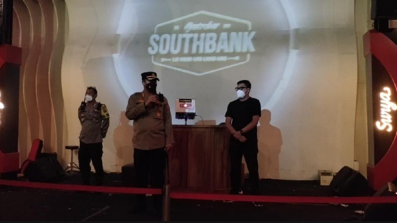 Kapolresta Bandar Lampung Ancam Tutup Southbank dan Tempat Hiburan Malam Lainnya