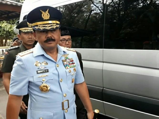 Kapolri dan Panglima TNI Pantau Pelabuhan Bakauheni