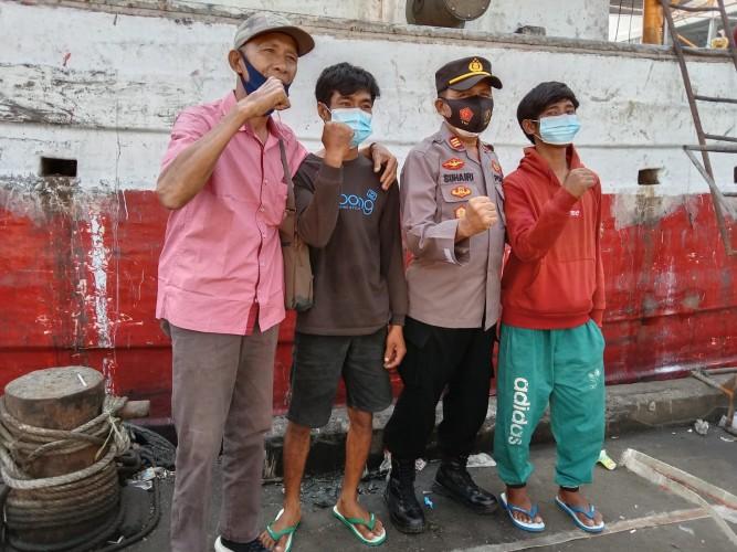 Kapolsek Bengkunat di Pesisir Barat Tuturkan Kronologi Nelayan yang Hilang Saat Melaut