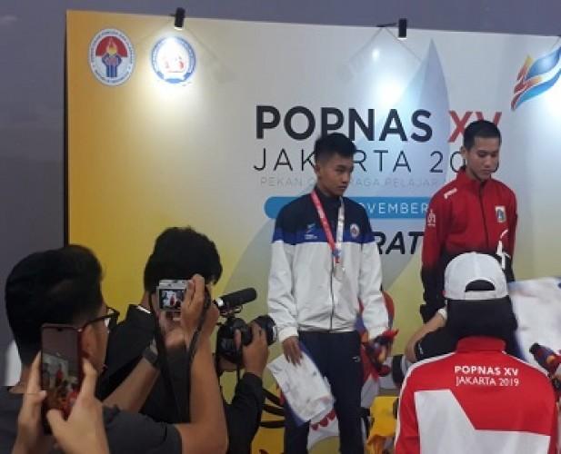 Karate Tambah 1 Perak bagi Lampung di Popnas