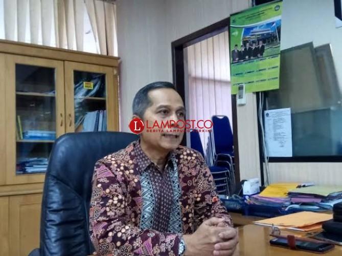 Karomani Naikkan PNBP Unila hingga di Atas Rp300 Miliar