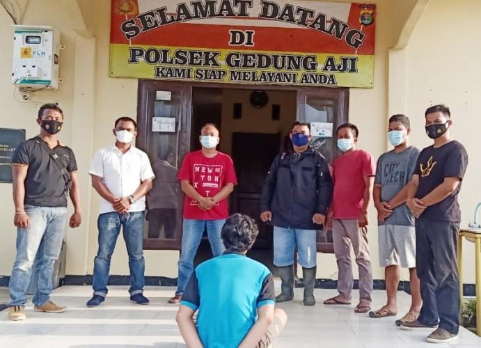Karyawan Koperasi Ditahan karena Gelapkan Uang Nasabah