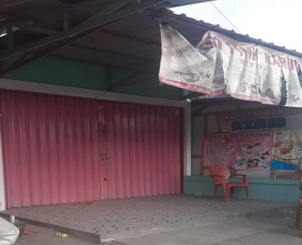 Karyawan Terkonfirmasi Covid-19, Toko di Sukarame Tutup Sementara
