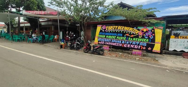 Kasir Kafe RM yang Ditembak Oknum Polisi Dimakamkan di Bandar Lampung