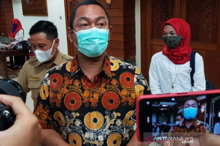 Kasus Aktif Covid-19 di Semarang Meledak hingga 700 Persen