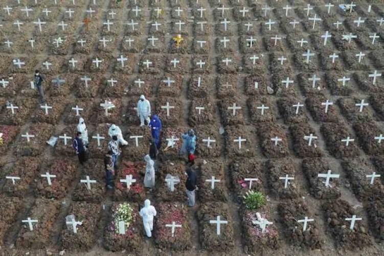Kasus Covid-19 Lampung Bertambah 448, Tertinggi Selama Pandemi