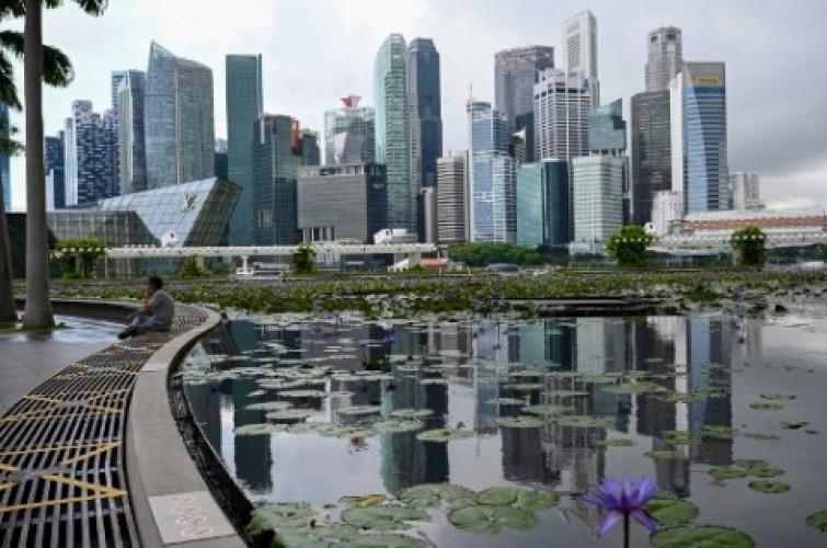 Kasus Covid-19 Melonjak, Singapura Lockdown Parsial