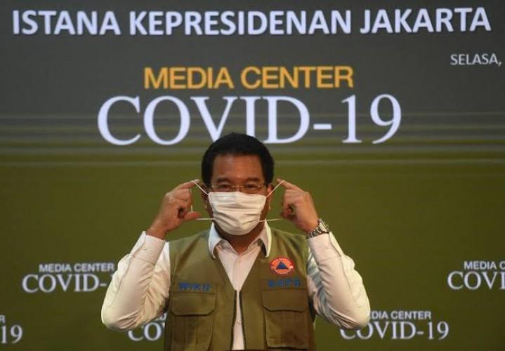 Kasus Covid-19 Pekan Ini Turun 88,9%