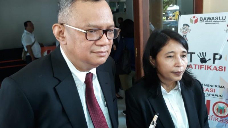 Kasus Jual Beli Jabatan KPU Lampung Akan Dibawa ke Rapat Pleno