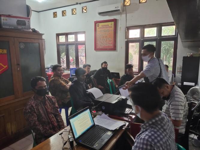 Kasus Penganiayaan oleh Anggota DPRD Lampura Dilimpahkan ke Polres