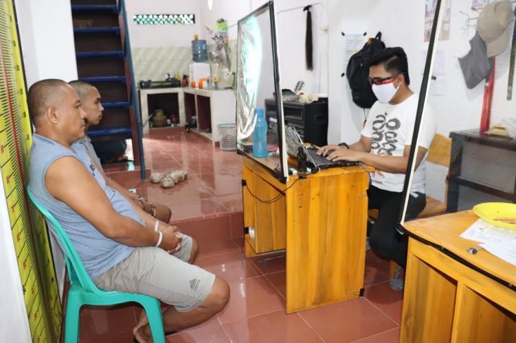 Kasus Sabu, Dua Warga Pekon Yogyakarta Dibekuk Polisi