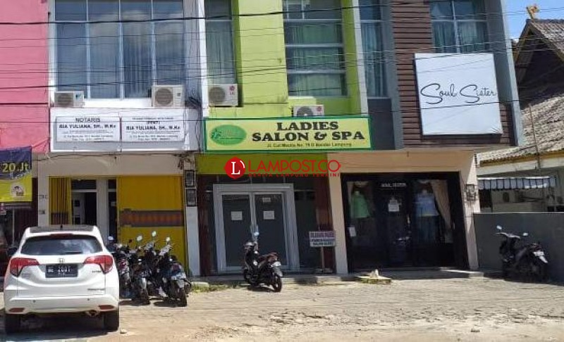 Kawanan Pencuri Bobol Kantor Notaris di Jalan Cut Nyak Dien
