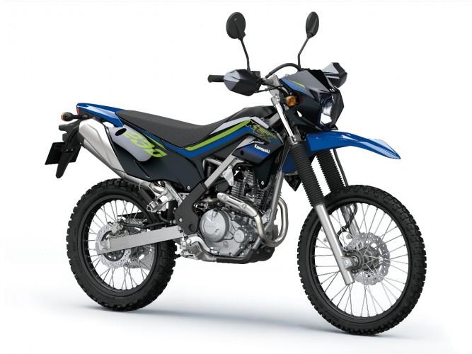 Kawasaki Resmi Luncurkan KLX 230