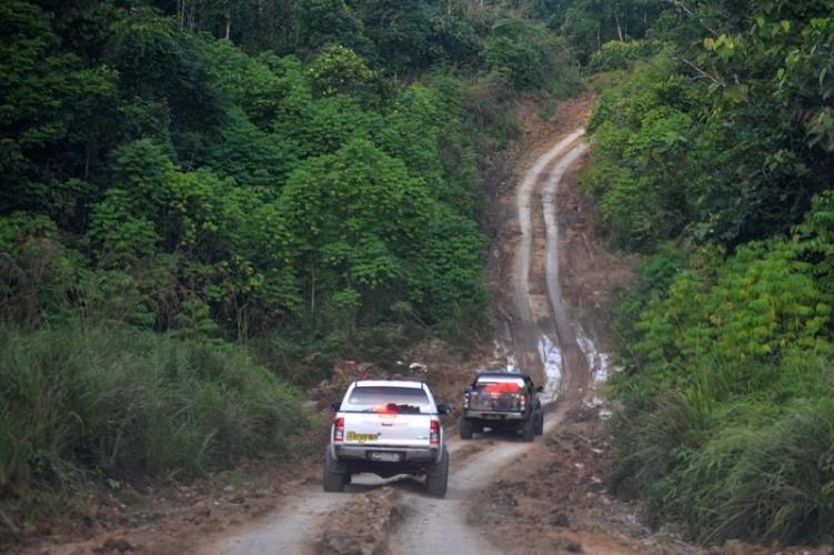 Kawasan Perbatasan Hutan Lindung Belum Bisa Disertifikat