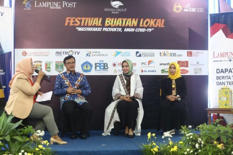 Kaway Plastik Lampung Didorong Dapat Sertifikat HKI