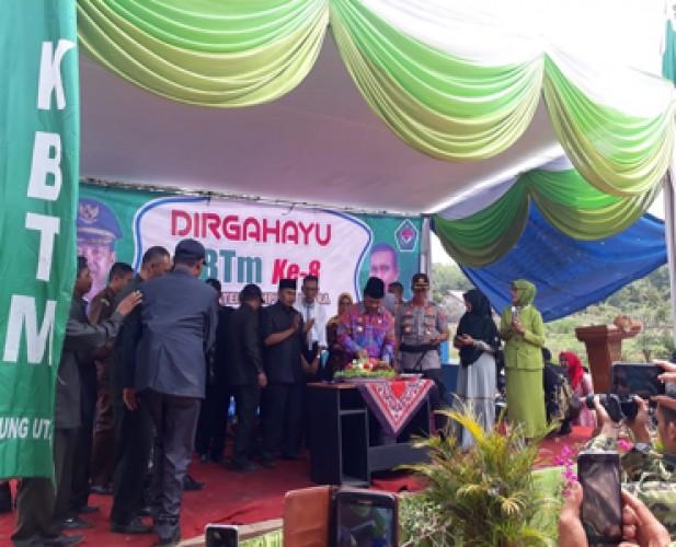 KBTM Selalu Dukung Program Pembangunan Pemerintah Daerah