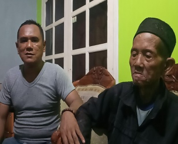 Kebakaran di Sumurbatu karena Pemilik Lupa Mematikan Kompor Tungku