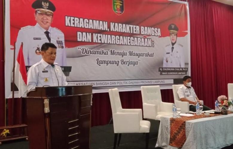 Keberagaman Multikultural Lampung Perekat Kesatuan NKRI