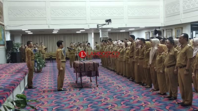 Kebijakan Mutasi Pejabat oleh Pemprov Lampung Tuai Kritik DPRD