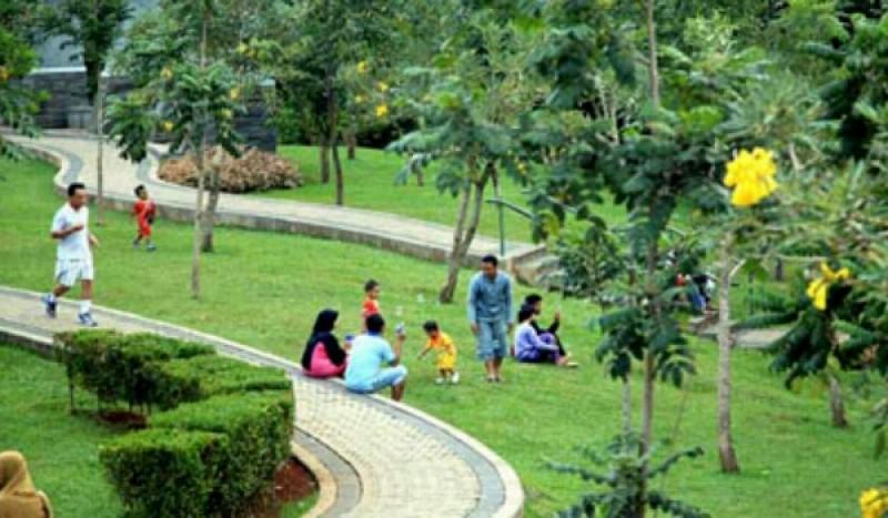 Kebutuhan RTH di Bandar Lampung Baru Terpenuhi 11,08 Persen