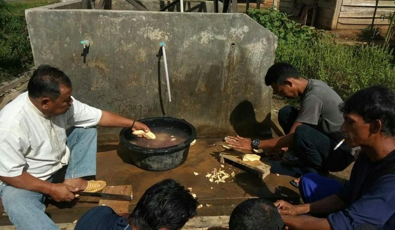 Kecamatan Abung Surakarta Kembangkan Potensi Agensi Hayati