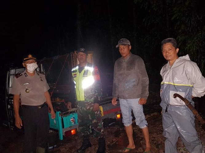 Kecamatan Limau Dilanda Banjir dan Tanah Longsor