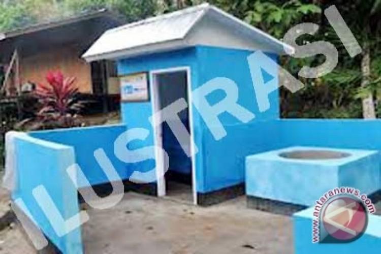 Kecamatan Pesisir Tengah Bangun 30 MCK di Dua Kelurahan