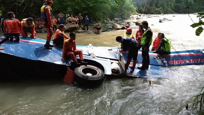 Kecelakaan Bus Sriwijaya Akibat Kelalaian Perusahaan