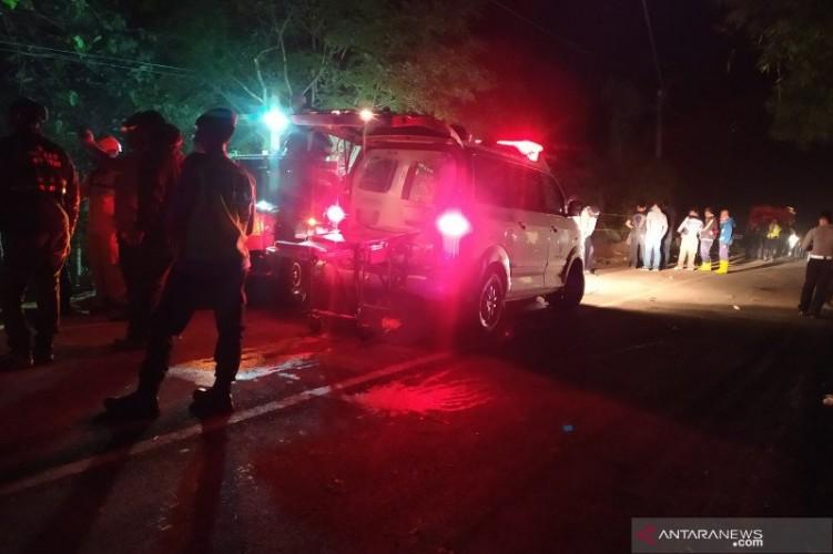Kecelakaan Maut di Sumedang Terjadi di Jalan Menurun Panjang
