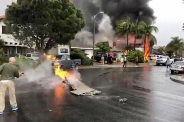 Kecelakaan Pesawat di Hawaii, 9 Orang Tewas