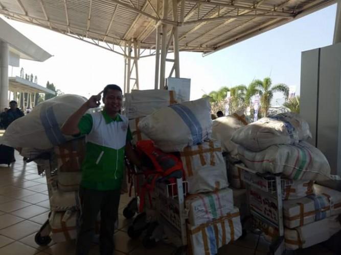 Kedua kalinya, Komunitas Peduli Generasi Salurkan Bantuan ke Sulteng
