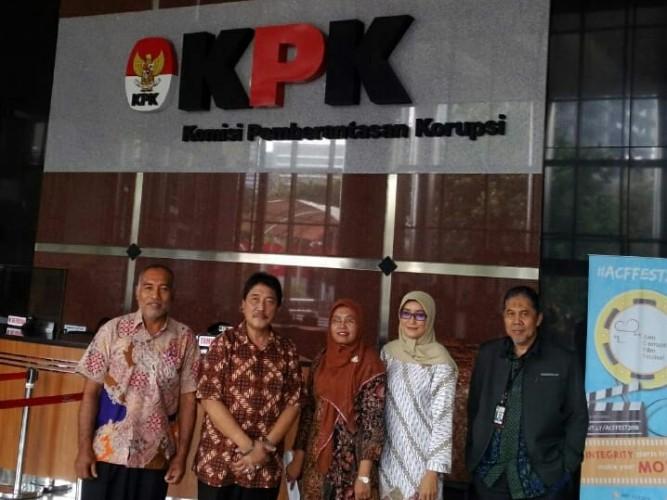 Kejar Predikat WBK, RSUD Bob Bazar Gandeng KPK dan Kemenpan RB