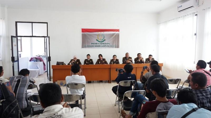 Kejari Lampung Selatan Lakukan Upaya Kasasi dan Banding pada Sejumlah Kasus Narkoba
