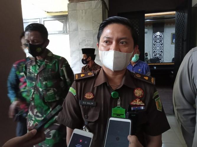 Kejari Metro Tetapkan Dua Tersangka Korupsi Pasar Cindrawasih